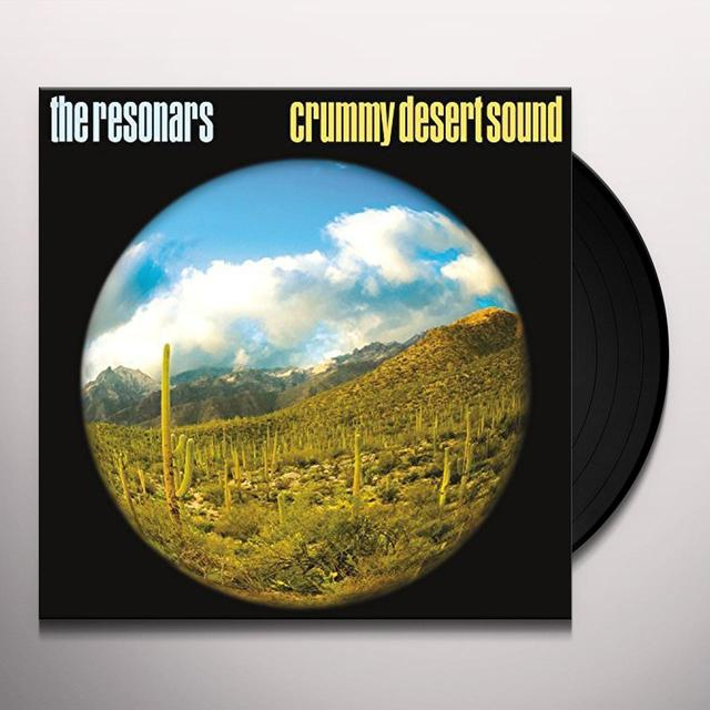 The Resonars CRUMMY DESERT SOUND Vinyl Record