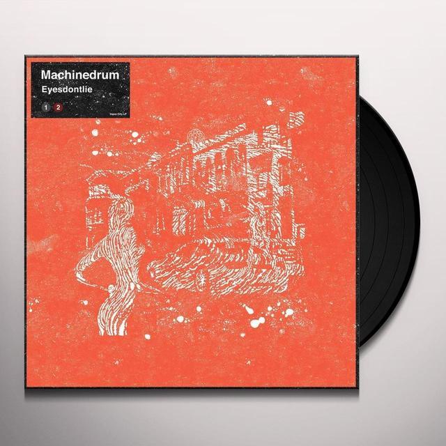 Machinedrum EYESDONTLIE Vinyl Record