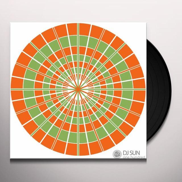 Dj Sun ONE HUNDRED Vinyl Record