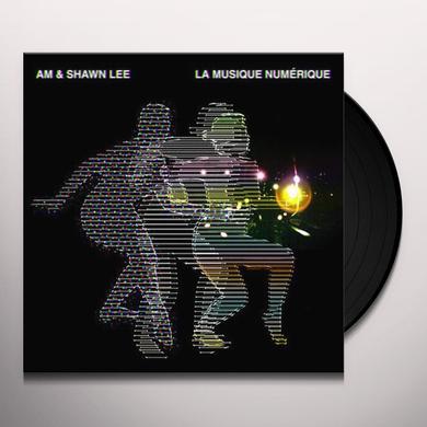 Am & Shawn Lee MUSIQUE NUMERIQUE Vinyl Record