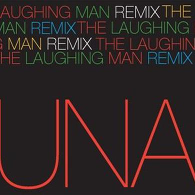 Una LAUGHING MAN REMIX 1 Vinyl Record