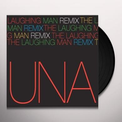 Una LAUGHING MAN REMIX 1 Vinyl Record