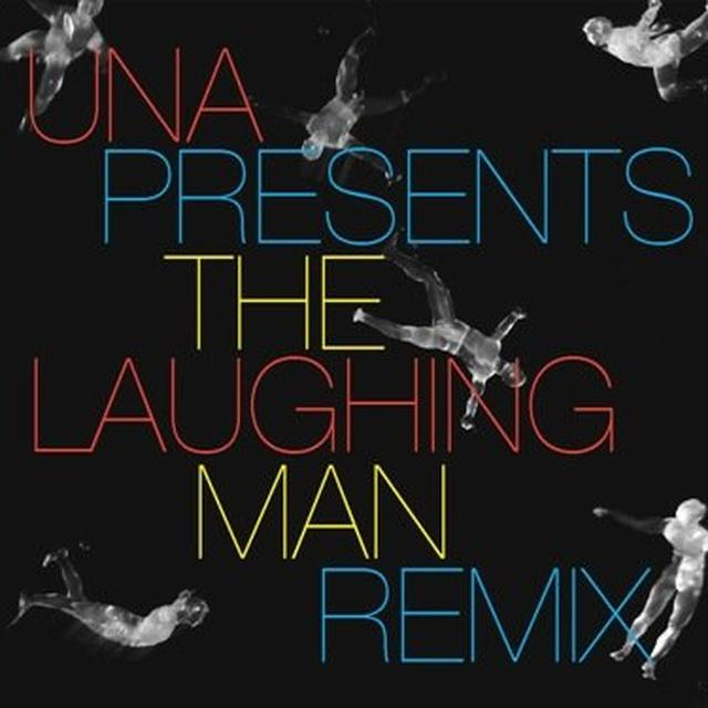 Una LAUGHING MAN REMIX 2 Vinyl Record