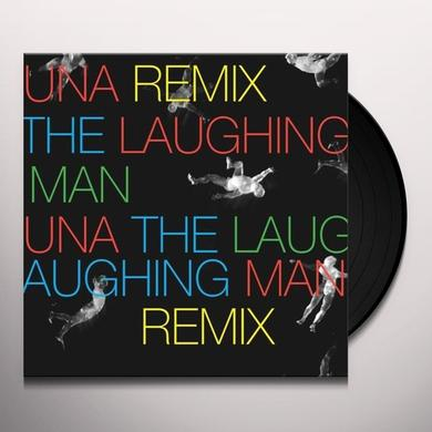 Una LAUGHING MAN REMIX 3 Vinyl Record