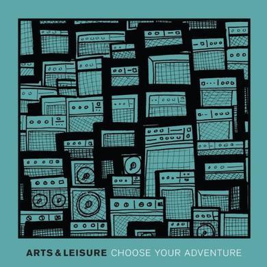 Arts & Leisure CHOOSE YOUR ADVENTURE Vinyl Record