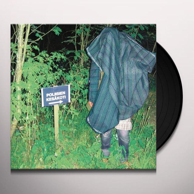 Olimpia Splendid NUTTU NURIN Vinyl Record