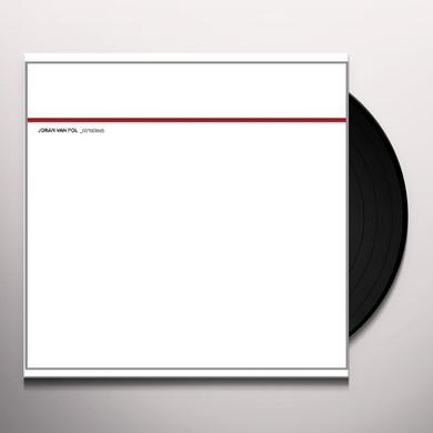 Joran Van Pol CONSCIOUS Vinyl Record