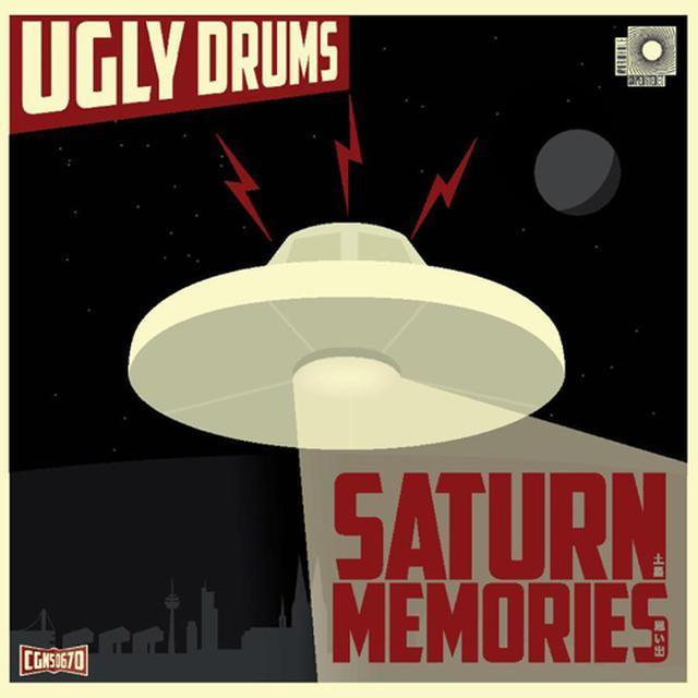 Ugly Drums SATURN MEMORIES Vinyl Record