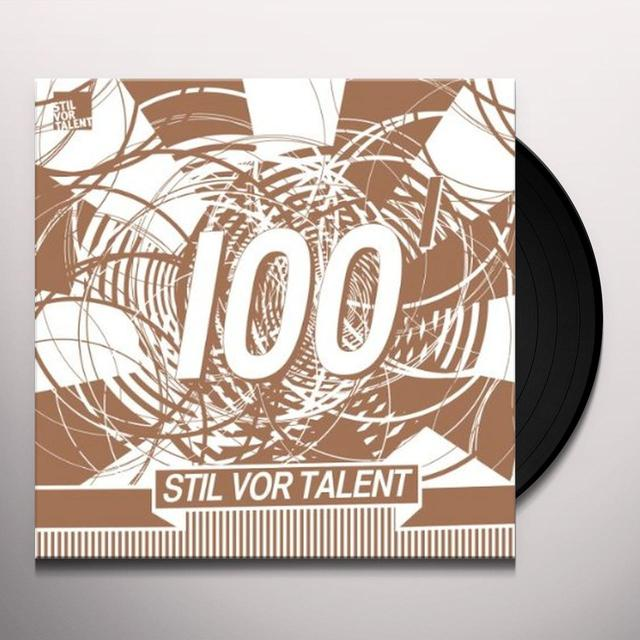 OLIVER KOLETZKI PRESENTS STIL VOR TALENT 1 / VAR Vinyl Record