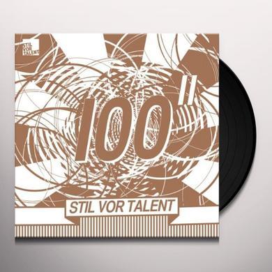 OLIVER KOLETZKI PRESENTS STIL VOR TALENT 2 / VAR Vinyl Record