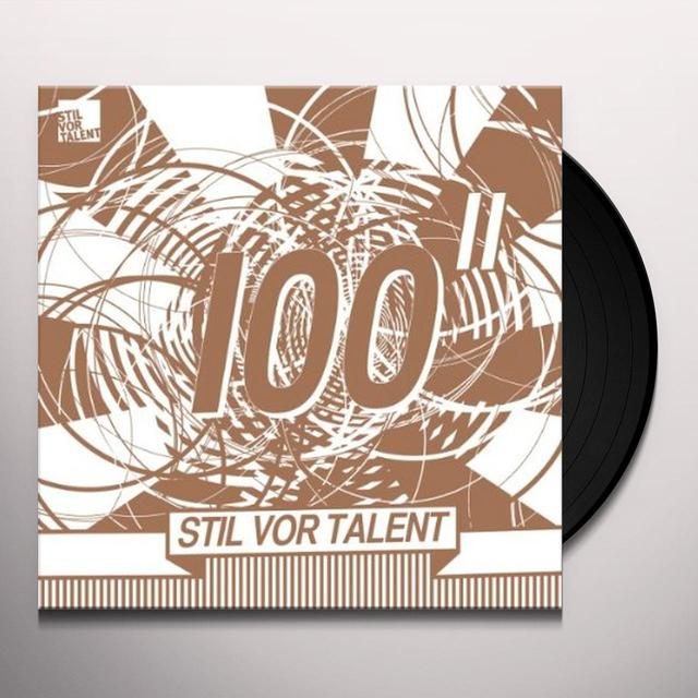 OLIVER KOLETZKI PRESENTS STIL VOR TALENT 2 / VAR Vinyl Record