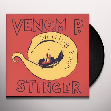 Venom P. Stinger WAITING ROOM Vinyl Record