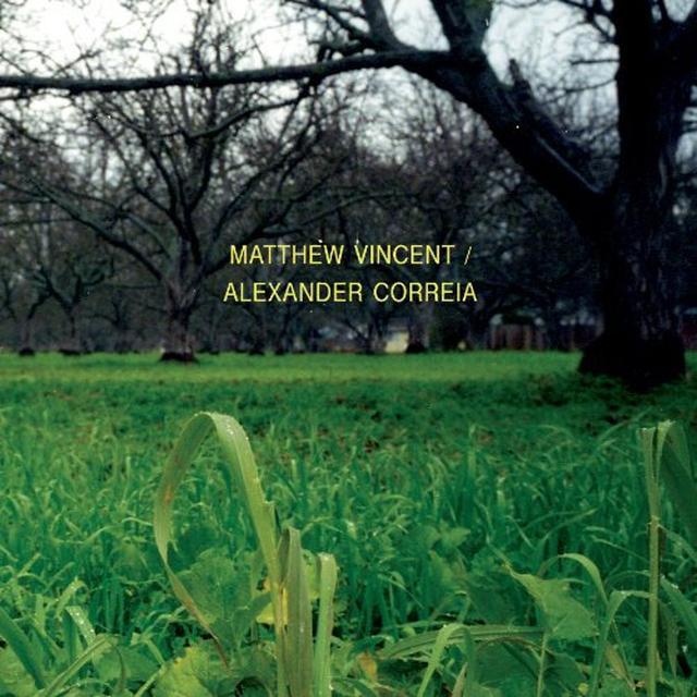 Matthew Vincent / Alexander Correia SPLIT (EP) Vinyl Record