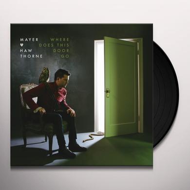 Mayer Hawthorne WHERE DOES THIS DOOR GO Vinyl Record