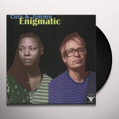 Cola & Jimmu ENIGMATIC Vinyl Record