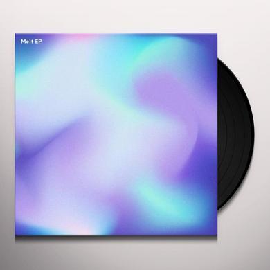Afriqua MELT Vinyl Record