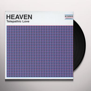 Heaven TELEPATHIC LOVE Vinyl Record