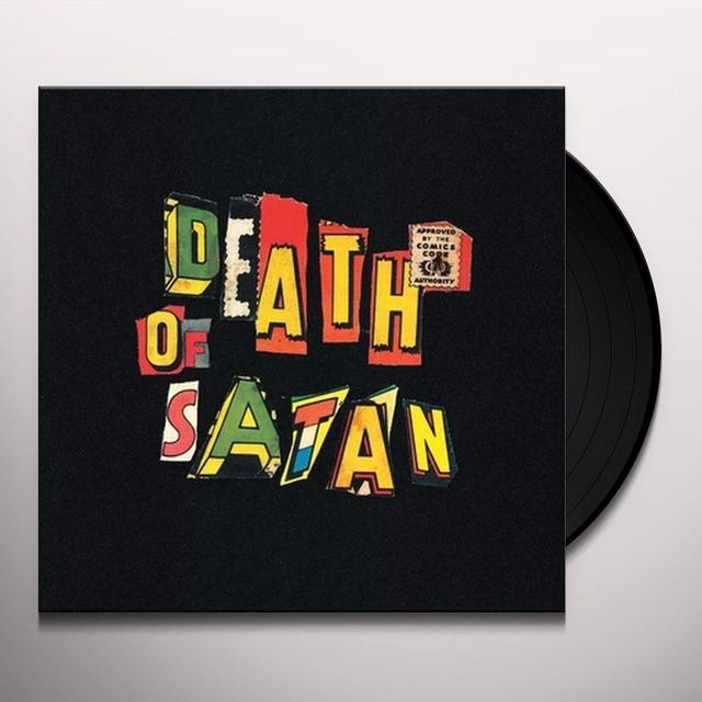 Danny & The Nightmares DEATH OF SATAN Vinyl Record