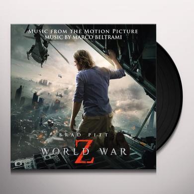 Marco Beltrami WORLD WAR Z (SCORE) / O.S.T. Vinyl Record