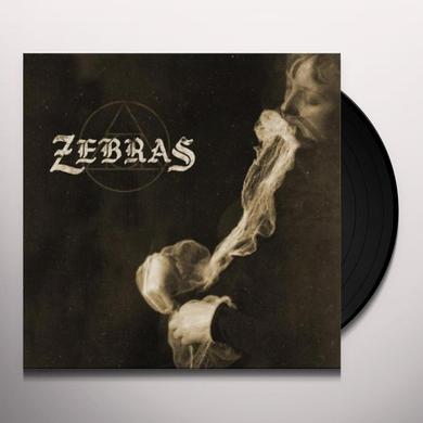 ZEBRAS Vinyl Record