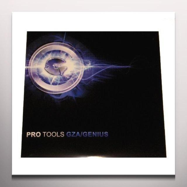 Gza/Genius PRO TOOLS Vinyl Record - Colored Vinyl, Limited Edition