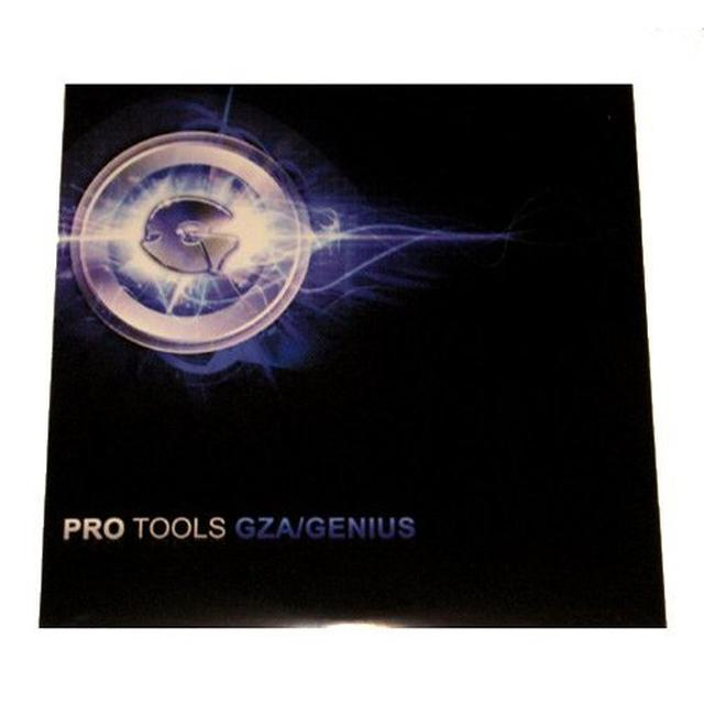 Gza/Genius PRO TOOLS Vinyl Record - Colored Vinyl, Limited Edition