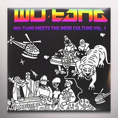 WU-TANG MEETS THE INDIE CULTURE 1 Vinyl Record - Colored Vinyl, Limited Edition