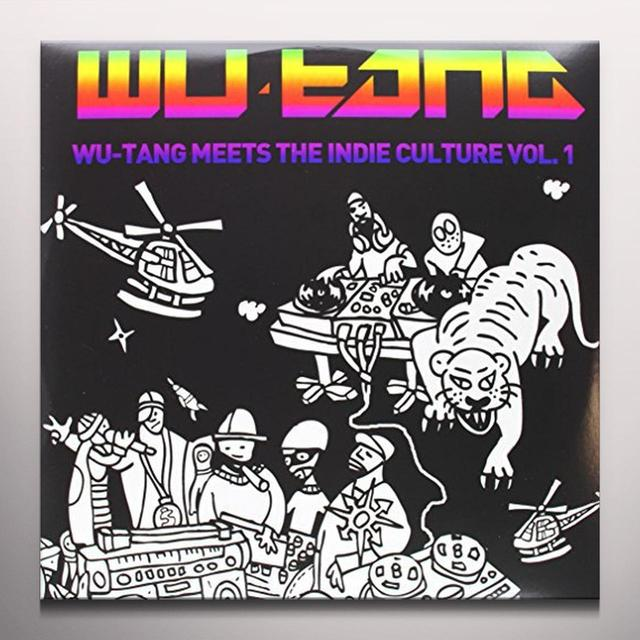 WU-TANG MEETS THE INDIE CULTURE 1 Vinyl Record