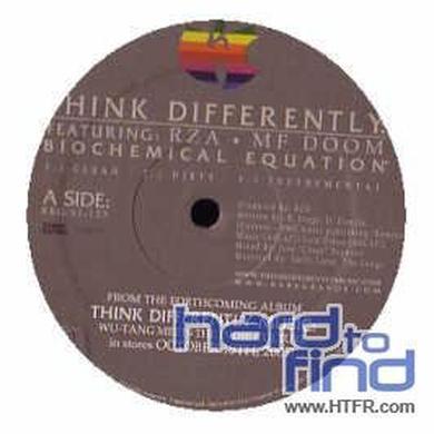 Wu-Tang Clan BIOCHEMICAL EQUATION / PRESERVATION Vinyl Record