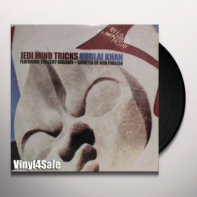 Jedi Mind Tricks KUBLAI KHAN Vinyl Record