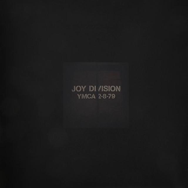 Joy Division YMCA 2-8-79 Vinyl Record