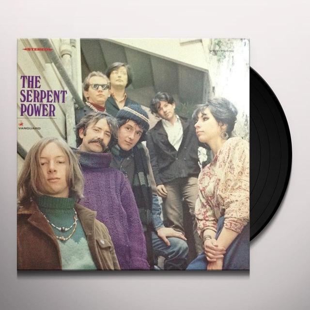 SERPENT POWER Vinyl Record