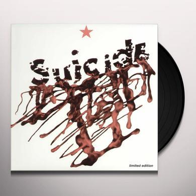 SUICIDE Vinyl Record