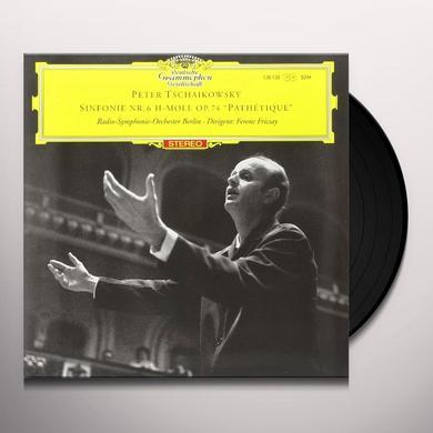 Tchaikovsky / Friscay / Berlin Radio Sym Orch TCHAIKOVSKY: SYM NO 6 Vinyl Record