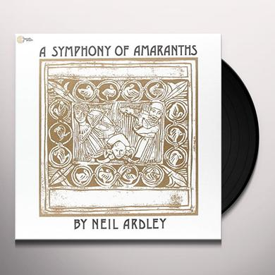 Neil Ardley SYMPHONY OF ARMARANTHS Vinyl Record
