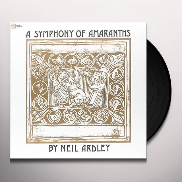 Neil Ardley SYMPHONY OF ARMARANTHS Vinyl Record - Remastered