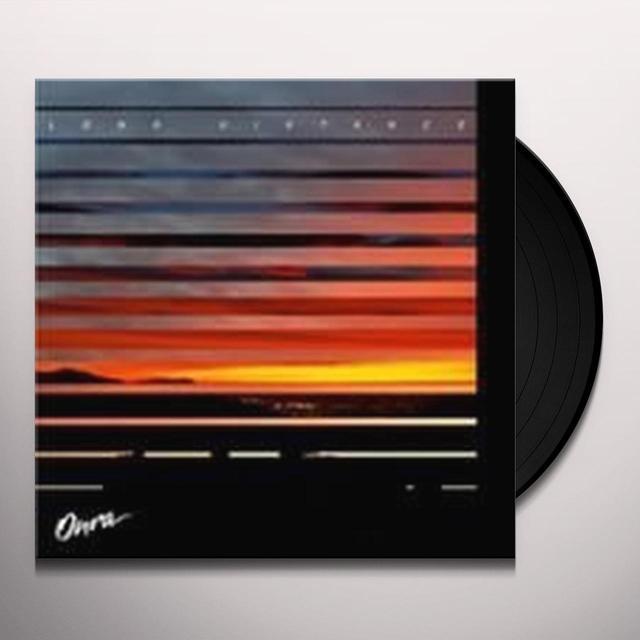 Onra LONG DISTANCE (Vinyl)