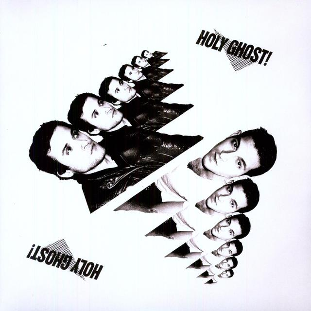 HOLY GHOST Vinyl Record - UK Import