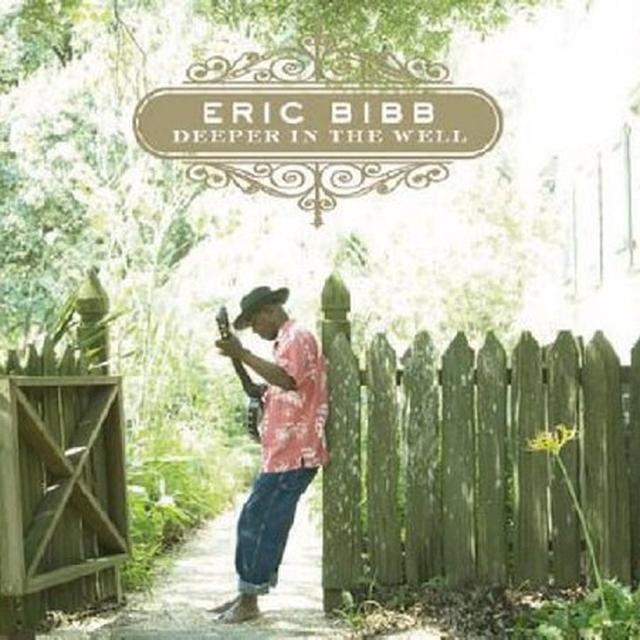 Eric Bibb DEEPER IN THE WELL Vinyl Record