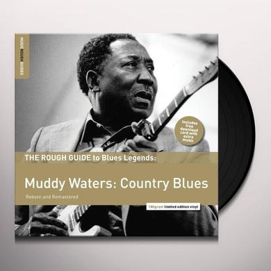 ROUGH GUIDE TO MUDDY WATERS Vinyl Record