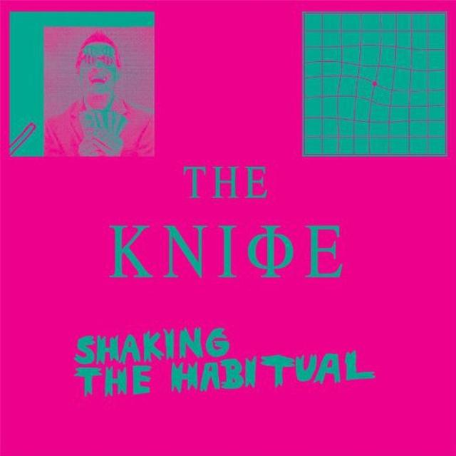 The Knife SHAKING THE HABITUAL (BONUS CD) Vinyl Record