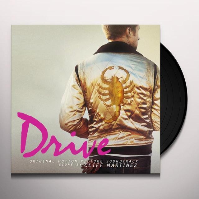 DRIVE / O.S.T. Vinyl Record