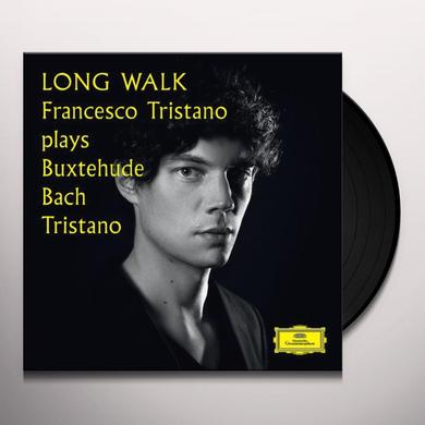 Francesco Tristano LONG WALK Vinyl Record