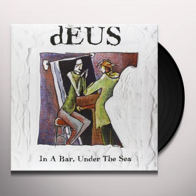 Deus IN A BAR UNDER Vinyl Record