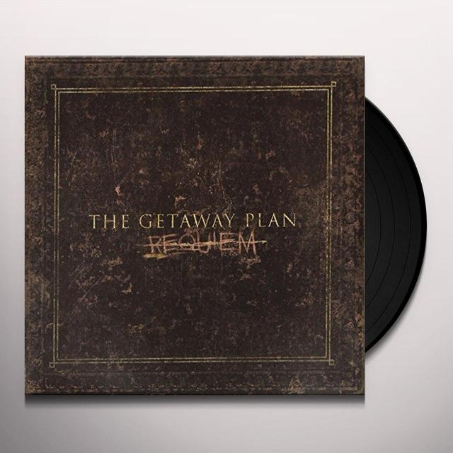 Getaway Plan REQUIEM Vinyl Record
