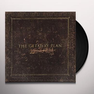 Getaway Plan REQUIEM Vinyl Record - Australia Import