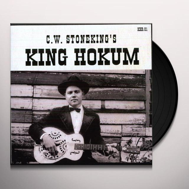 C.W. Stoneking KING HOKUM Vinyl Record