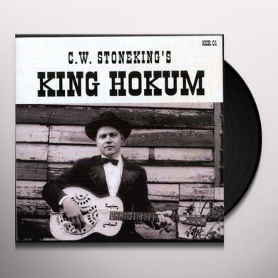 C.W. Stoneking KING HOKUM Vinyl Record - UK Import