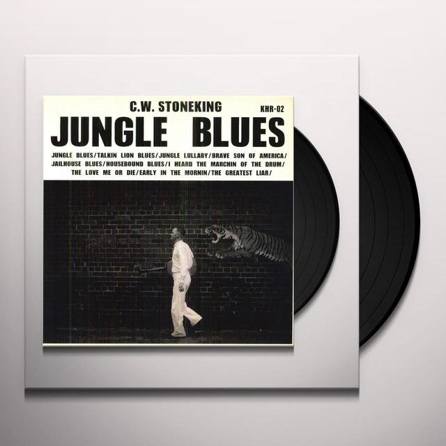 C.W. Stoneking JUNGLE BLUES Vinyl Record