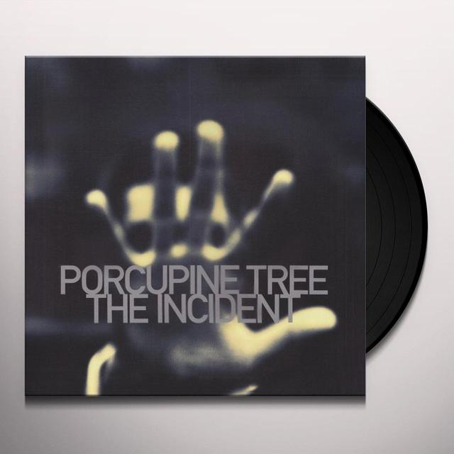 Porcupine Tree INCIDENT Vinyl Record - Deluxe Edition